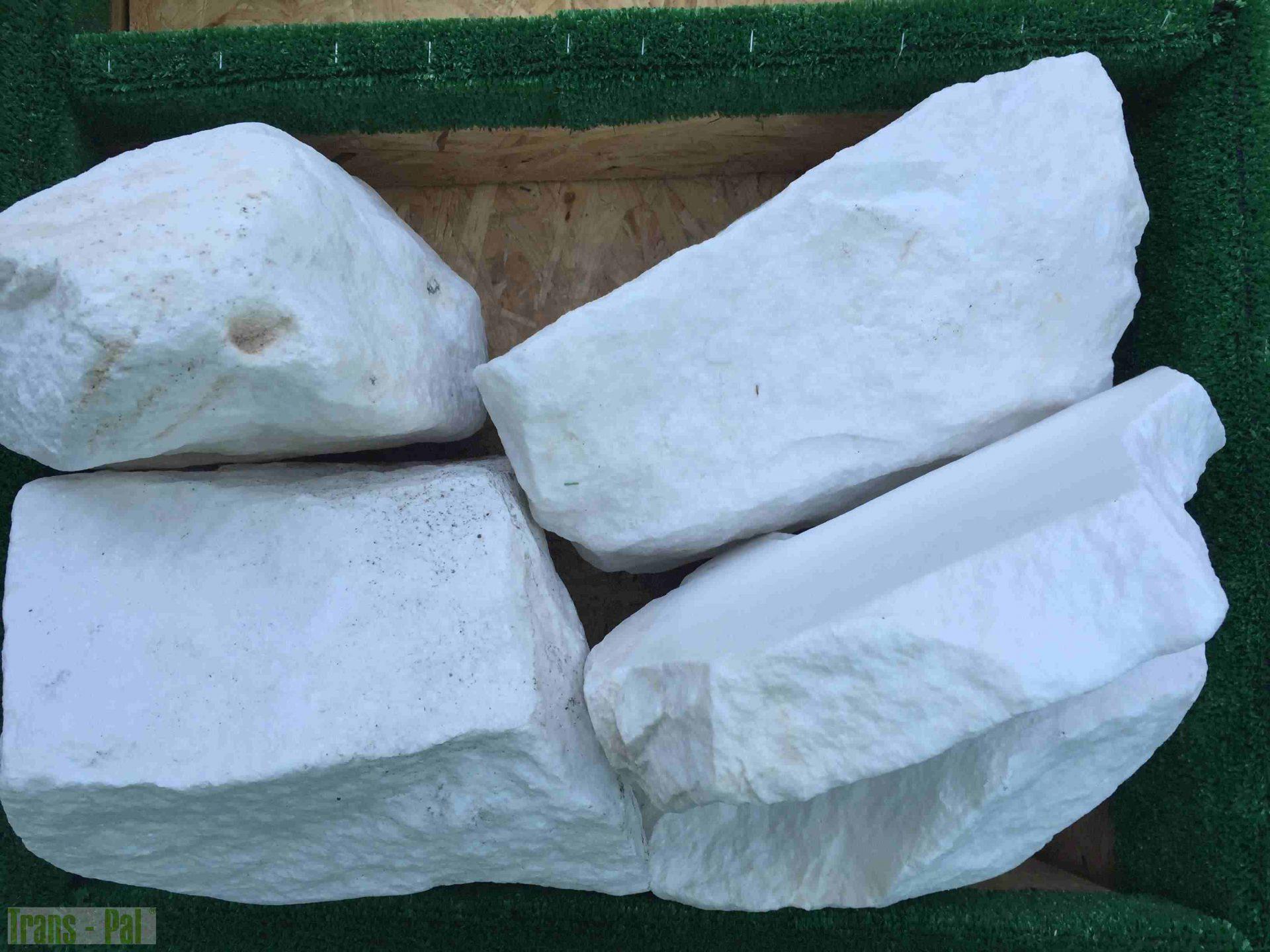 Kamień Extra Biały