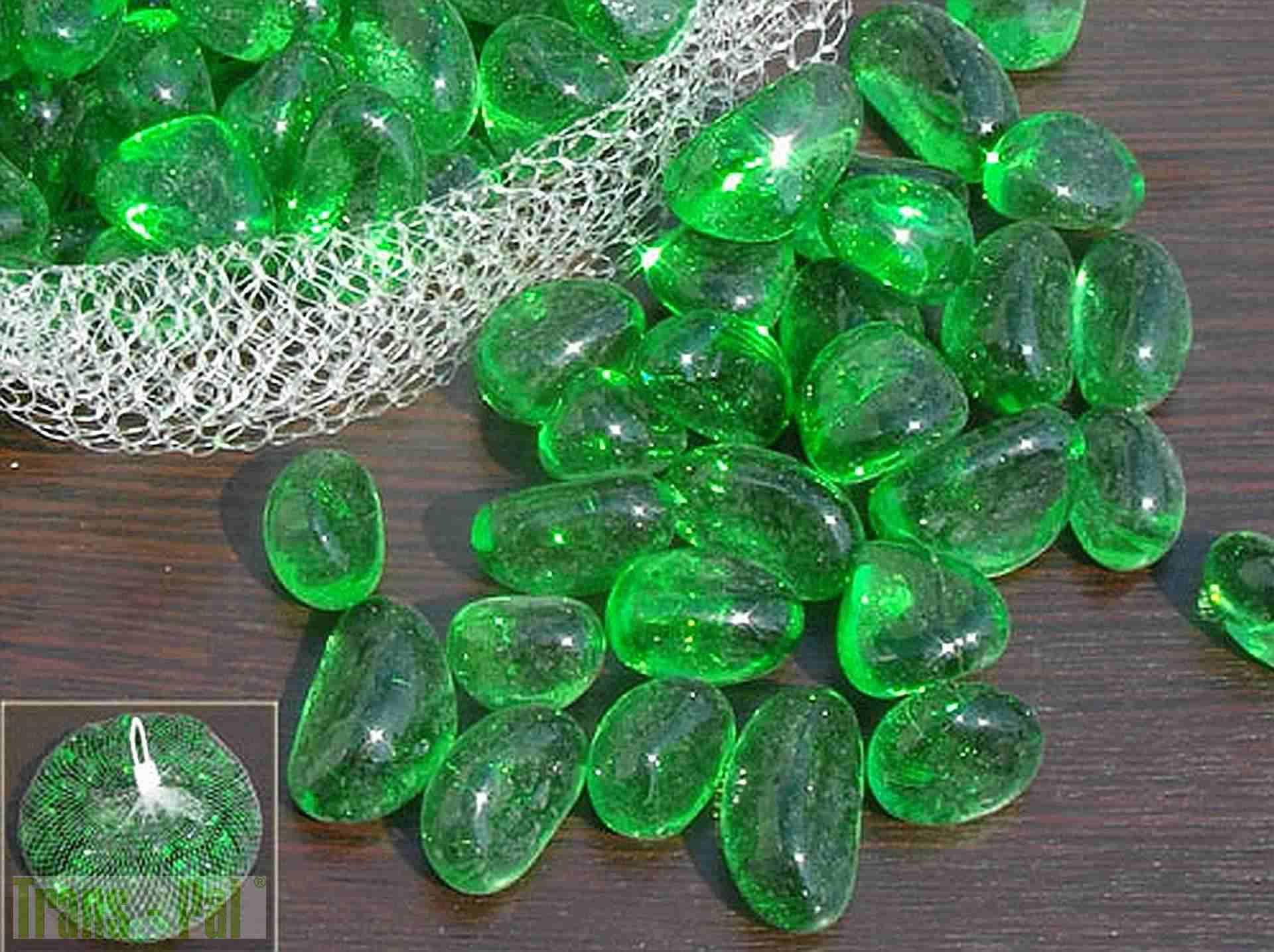 Otaczaki Szklane Zielone