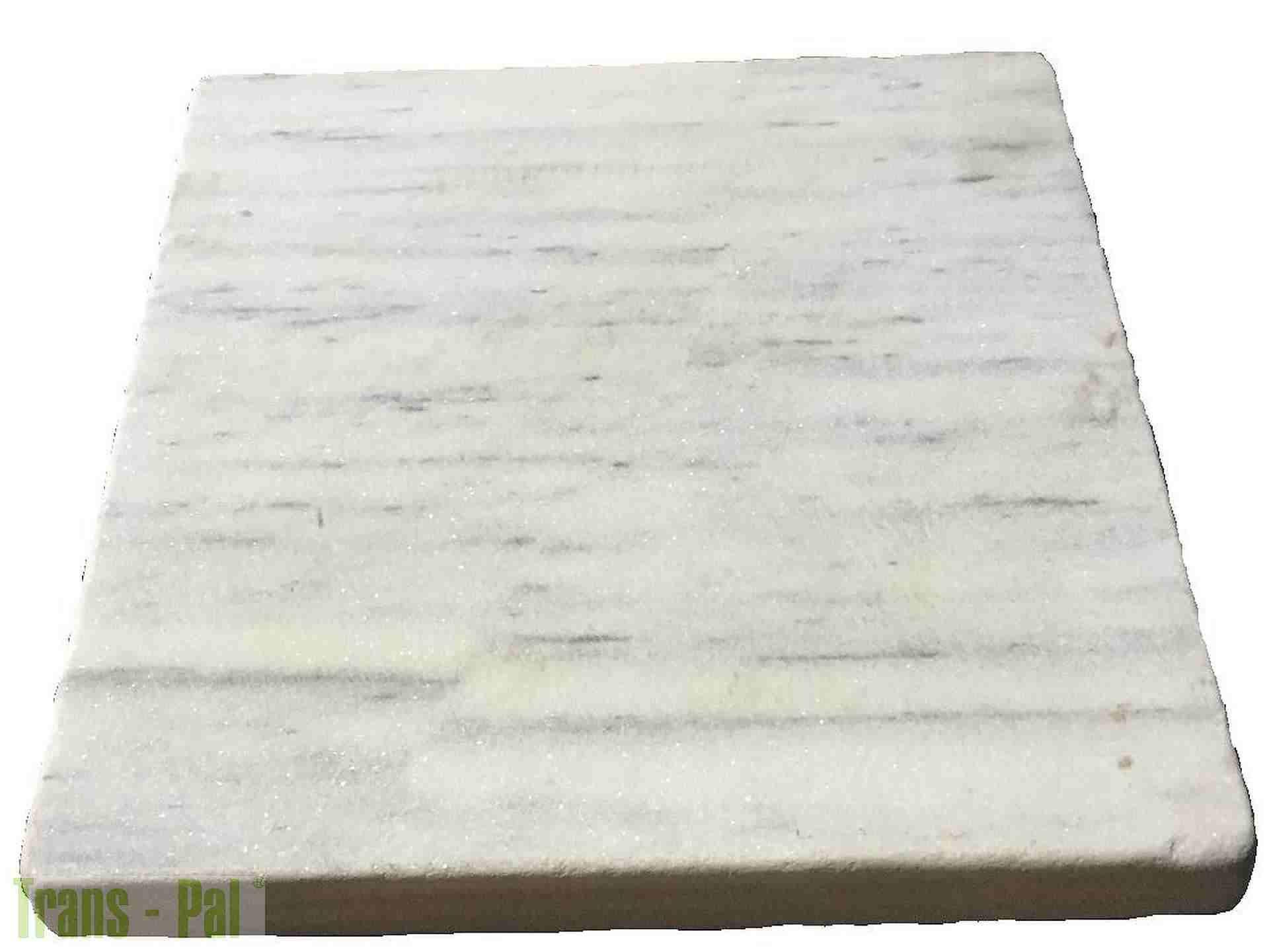 Płytka Śnieżnobiała 40x40x4.5 cm